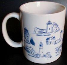 Carville Ceramics Maine Lighthouse Coffee Mug