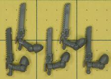Warhammer 40K Space Marines Assault Squad Chainswords