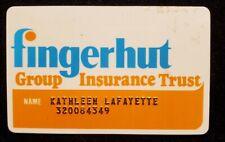 Fingerhut Group Insurance Trust charge cardâ—‡free shipâ—‡cc1844
