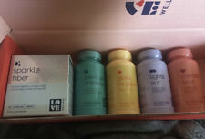 Love Wellness Kit ($99 Retail) Metabolove, Good To Glow, Probiotics, Fiber