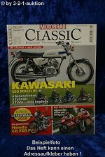Motorrad Classic 2/08 Kawa 500 DKW E 200 MV Agusta