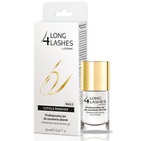 Long 4 Lashes Nails Professional Cuticle Remover Gel 10ml