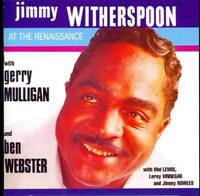 WITHERSPOON - MULLIGAN - WEBSTER - AT THE RENAISSANCE NEW VINYL RECORD