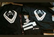 ALTEZZA TRD WINDBREAKER JACKET SXE/2JZ/GXE10/JCE10 SIZE XL FREE KEY CHAIN & deca