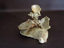 Vintage Shell Art Figure (Cat.#3A045)