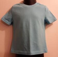 Blue Short Sleeve Tee by Kidgets - Boy's 18M