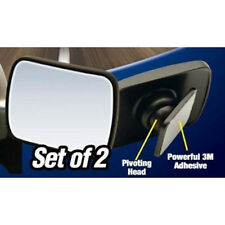 Total View 360 Adjustabe Blind Spot Mirror set of 2