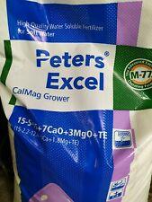 Engrais Orchidées Peters Excel Cal Mag grower 15-5-15 pour eau de pluie
