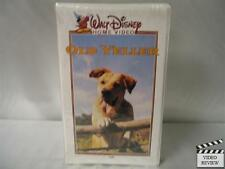 Old Yeller VHS NEW Dorothy McGuire, Fess Parker