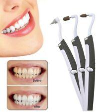 Elektrisch Zahnsteinentferner Schallwelle mit LED Zahnmedizin Hygiene Reinigung-