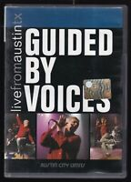EBOND Guided By Voices - Live From Austin Tx DVD D567627