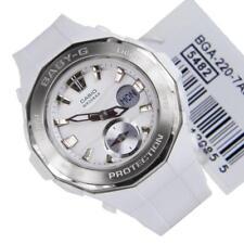 Brand New in Box Casio Baby G Ladies Beach Glamping Sport Watch Model BGA-220-7A