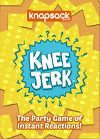Knee Jerk Party Card Game Of Instant Reactions Game Renegade RGS 00377 Family