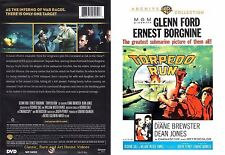 Torpedo Run ~ New DVD ~ Glenn Ford, Ernest Borgnine, Dean Jones (1958)