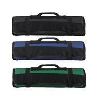 22 Slots Pockets Chef Knife Bag Roll Bag Carry Case Bag Kitchen Storage Wallet
