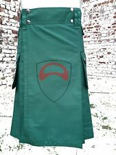 Utility Highland Onstyle Music Fashion  Cotton Green Custom Active Men