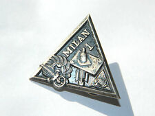 Milan 1 IFOR Mostar French Division Ace BADGE Triangular NATO Military Badge