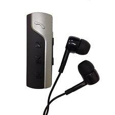 iTech Clipmusic 8100 Bluetooth Bike Cycling Bicycle Earphones - Grey