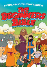 The Beginners Bible: Special 4-Disc Collector's Edition [New DVD]