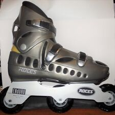 "Roces Enduro ""Off Road"" Inlne Skates Mens Size 13 Us / 46 Euro"