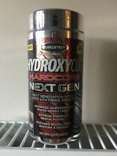 HYDROXYCUT HARDCORE NEXT GENERATION - RED CAPS - STRONG FAT BURNER