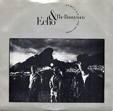 "ECHO & THE BUNNYMEN ""Bedbugs and Ballyhoo"" (45 RPM) 7"" vinyl record w/pic sleeve"