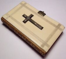 Common Prayer, Clasp And Cross, Antique Small Book, Oxford, Fine Collectible