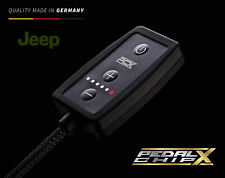 Jeep Wrangler IV JL 2.0T 272 HP 2018-2019 Pedal Chip X Throttle Response Tuning
