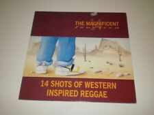 THE MAGNIFICENT FOURTEEN -14 SHOTS OF WESTERN INSPIRED REGGAE LP TROJAN 1990 UK