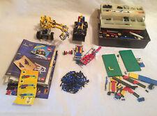 Lego Technik mit viele Teile und Kiste