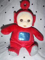"Eden Po Telletubbies Red 9"" Plush Soft Toy Stuffed Animal"