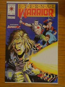 Eternal Warrior #5 (1992, Valiant) 2nd appearance Bloodshot 1st Bloodshot Cover