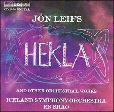 J¢n Leifs: Hekla and other orchestral works (CD, Oct-1999, BIS (Sweden))