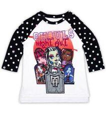 Girl's Monster High Halloween Tee Size 10/12