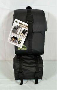 ATV TEK Arch Series Black ATV Fender Bag UTV Roll Cage Bag AFBLK New