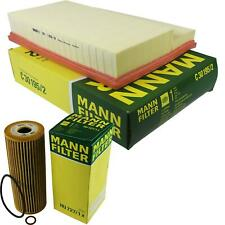 MANN-FILTER PAKET Mercedes-Benz M-Klasse W163 ML 230 CLK C208 200 Kompressor
