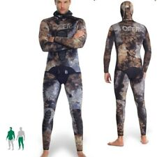 Omer Mix 3D Wetsuit Sub Camouflage Neoprene Shattered 3mm Open Cell Mimetic