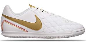 *NEW* Nike Jr. LegendX VII Club 10R IC Kids Indoor Soccer Shoes AQ3829-171