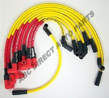 GM V8 94-96 High Performance 10 mm Yelow Spark Plug Ignition Wire Set 48356Y