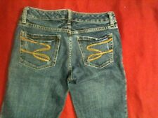 Nice Pair Of Seven Jeans Size 27x32 Good Condition