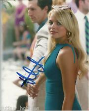 Margot Robbie Wolf of Wall Street Autographed Signed 8x10 Photo COA
