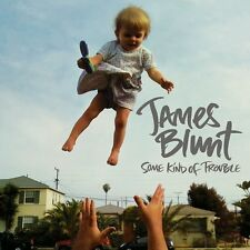JAMES BLUNT ( NEW SEALED CD ) SOME KIND OF TROUBLE