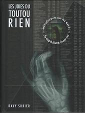 Davy SURIER. Les Joies du Toutou Rien. 2013. E.O. 1/100 ex.  + tirage signé