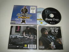 SNOOP DOGG/R&G RHYTHM & GANGSTA(GEFFEN/075021038134)2xCD ALBUM