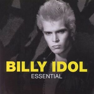BILLY IDOL  ESSENTIAL CD (15 TRACK COLLECTION) (Greatest Hits / Very Best Of)
