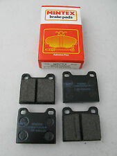 NEW MINTEX MDB1002AF Brake Pad 4 Pcs Set AUDI VOLVO BMW ALFA ROMEO 1969-1988