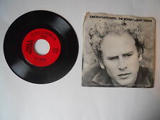**The Boxer** Simon & Garfunkel  Columbia Records  w/ Picture Sleeve  PS