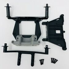 Traxxas Slash Front & Rear Shock Tower 3639 3638 Bulkhead 2530 Body Mounts 1914R