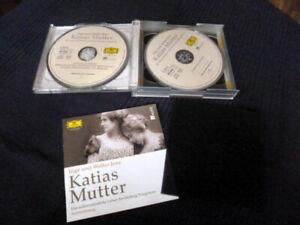 5CD Inge & Walter Jens KATIAS MUTTER Leben Hedwig Pringsheim Hörbuch Thomas Mann