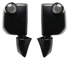 Fits FJ CRUISER Trail Team Edition Black Power Mirrors 2 Piece Set Genuine OEM